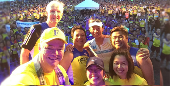 4,375 Freedom Runners Finished Strong for Corruption-free Philippines
